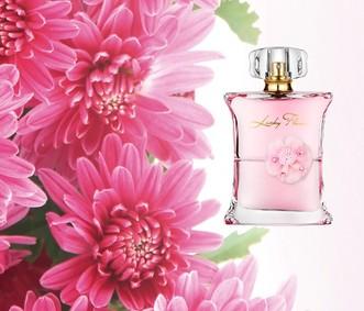 Постер Lonkoom Parfum Lucky Flower