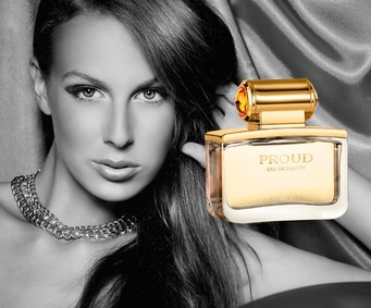 Постер Lonkoom Parfum Proud