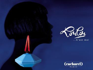 Постер Cacharel LouLou