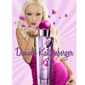 Постер Daniela Katzenberger Love Cat