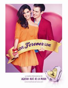 Постер Agatha Ruiz de la Prada Love Forever Love