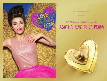 Постер Agatha Ruiz de la Prada Love Glam Love