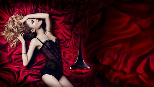 Постер Oriflame Love Potion