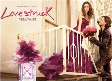 Постер Vera Wang Lovestruck
