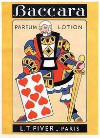 Постер L.T. Piver Baccara