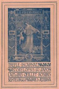 Постер L.T. Piver Corylopsis Du Japon