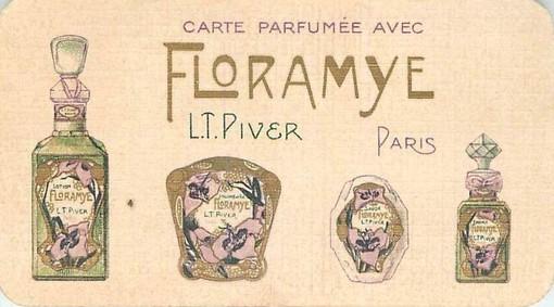 Постер L.T. Piver Floramye