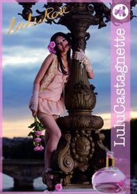 Постер Lulu Castagnette Lulu Rose (Asia)