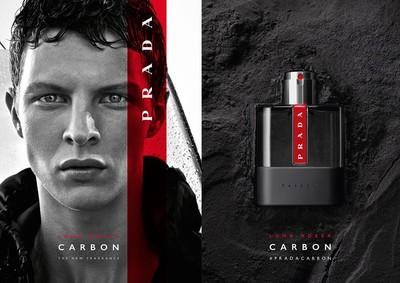 Постер Prada Luna Rossa Carbon