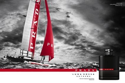 Постер Prada Luna Rossa Extreme