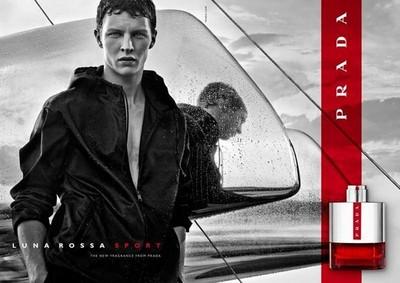 Постер Prada Luna Rossa Sport