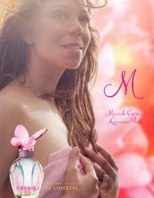 Постер Mariah Carey Luscious Pink