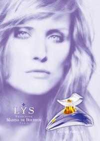 Постер Princesse Marina De Bourbon Lys
