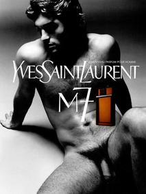 Постер Yves Saint Laurent M7
