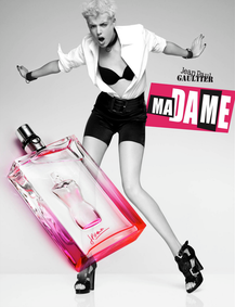 Постер Jean Paul Gaultier Ma Dame