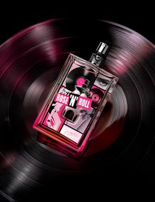 Постер Jean Paul Gaultier Ma Dame Rose 'n' Roll