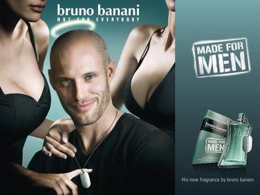 Постер Bruno Banani Made for Men