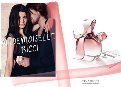 Постер Nina Ricci Mademoiselle Ricci