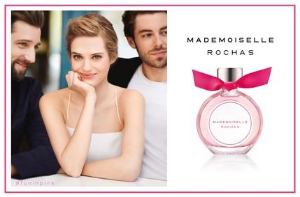 Постер Mademoiselle Rochas Eau De Toilette