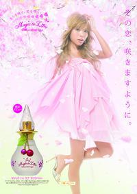 Постер Expand Magic to Love Sakuraberry 2007