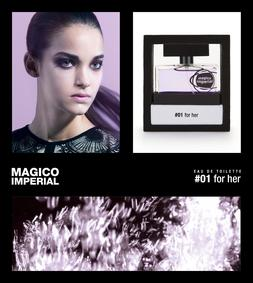 Постер Magico Imperial #01 for Her