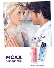 Постер Mexx Magnetic Woman