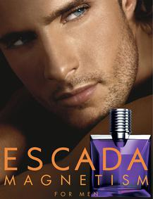 Постер Escada Magnetism for Men
