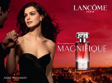 Постер Lancome Magnifique