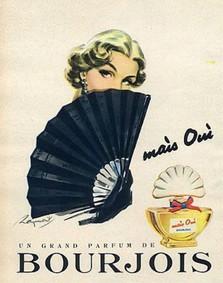 Постер Bourjois Mais oui
