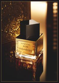 Постер Yves Saint Laurent Majestic Rose