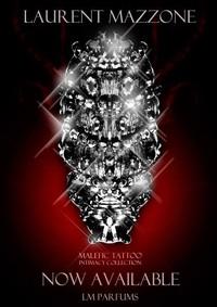 Постер LM Parfums Malefic Tattoo