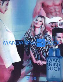 Постер Mandarina Duck Blue
