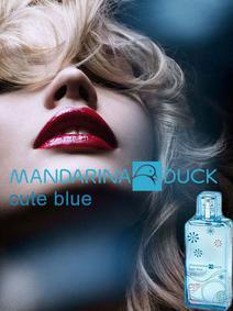 Постер Mandarina Duck Cute Blue