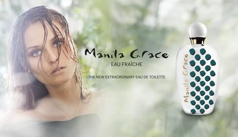 Постер Manila Grace Eau Fraîche