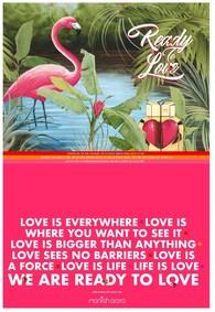 Постер Manish Arora Hot Pink