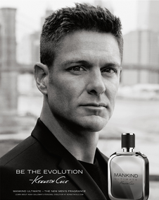 Постер Kenneth Cole Mankind Ultimate