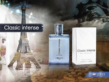 Постер Manzana Paris Classic Intense