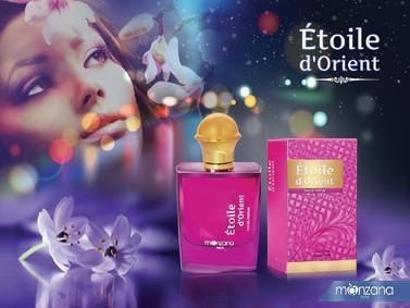 Постер Manzana Paris Etoile D'Orient