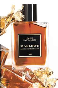 Постер Jardins D'Ecrivains Marlowe