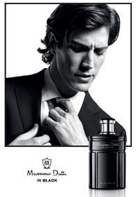 Постер Massimo Dutti In Black