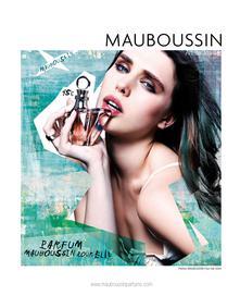 Постер Mauboussin pour Elle