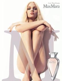 Постер Max Mara Le Parfum