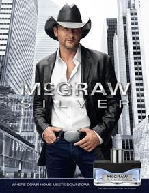 Постер Tim McGraw McGraw Silver