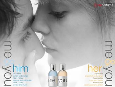 Постер nuparfums Me & You Him