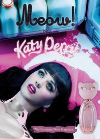 Постер Katy Perry Meow!