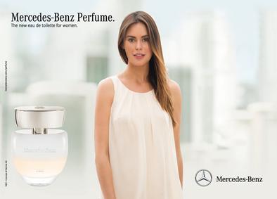 Постер Mercedes-Benz Mercedes Benz L`Eau
