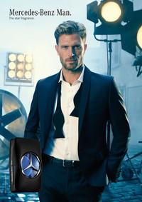 Постер Mercedes-Benz Man