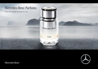 Постер Mercedes-Benz Mercedes Benz Silver