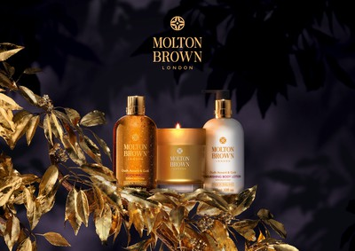 Постер Molton Brown Mesmerising Oudh Accord & Gold