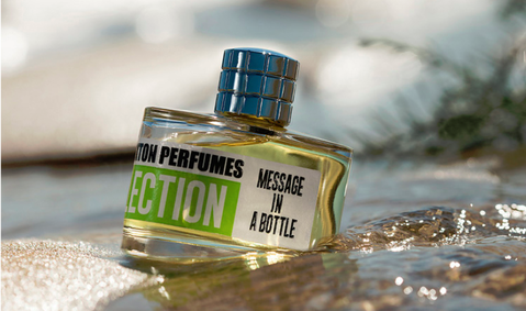 Постер Mark Buxton Message in a Bottle